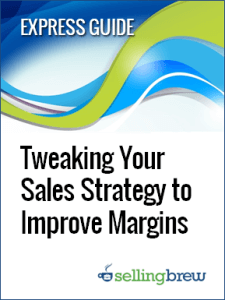 guide_tweaking your sales strategy to improve margins