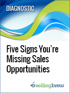 diagnostic_five signs you're missing sales opportunities