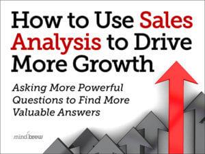 Using Sales Analysis to Drive More Growth Webinar Splash